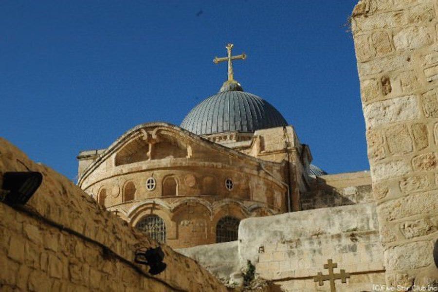 聖墳墓教会israel0238-430x287