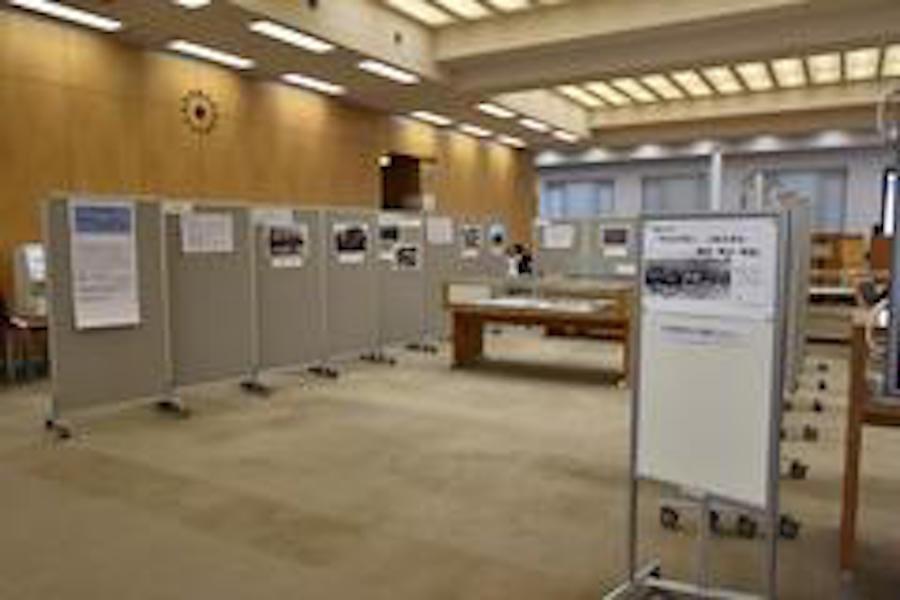 戦後70年資料展示を開催