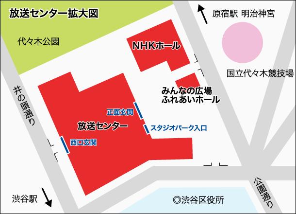 NHKマップ